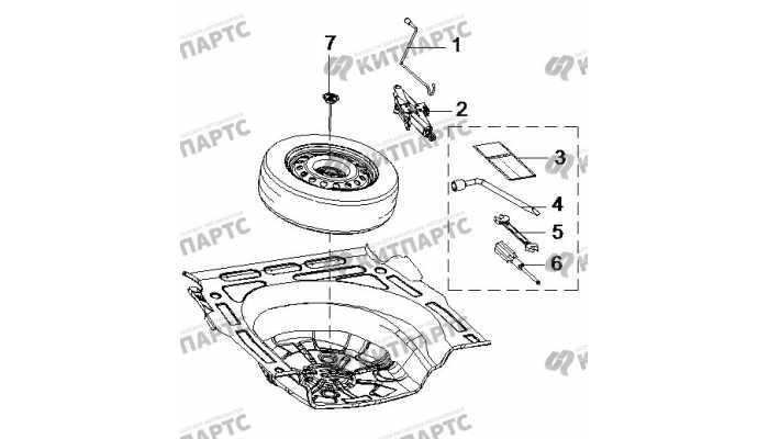 Колесо запасное BYD F3 (F3R)