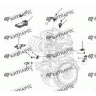 Электронные компоненты двигателя