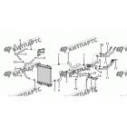 Трубки и шланги системы охлаждения
