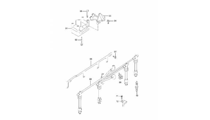 Система зажигания двигателя FAW Besturn B50