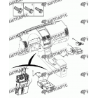 Блок кузовной электроники (седан)