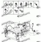 Жгут проводов моторного отсека (1.8L)