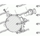 Фары противотуманные (хетчбэк)