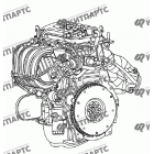 Двигатель в сборе 4G15N (1,5 L)