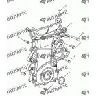 Крышка ГРМ (1,5 L DVVT)