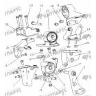 Подушки двигателя (1.5L)